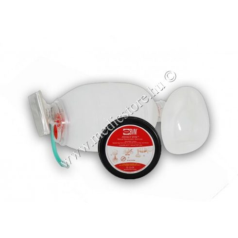 Pocket BVM Bag valve mask
