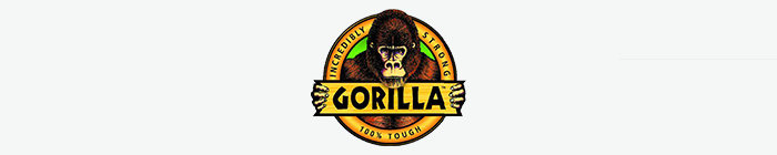 Gorilla: Strongest tapes, adhesives and sealants on the